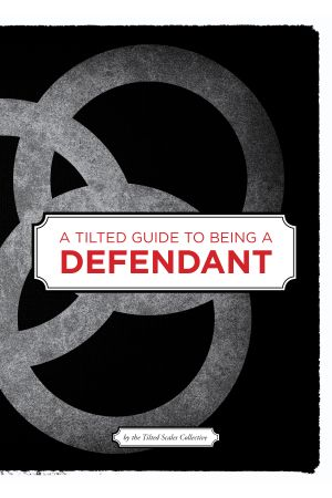 A Tilted Guide to Being a Defendant e-book