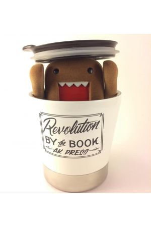 Revolution by the Book Insulated Tumbler